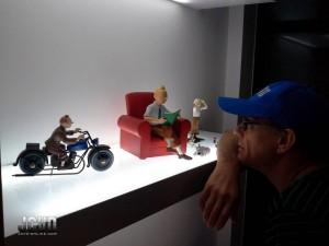 Van Damme Tintin